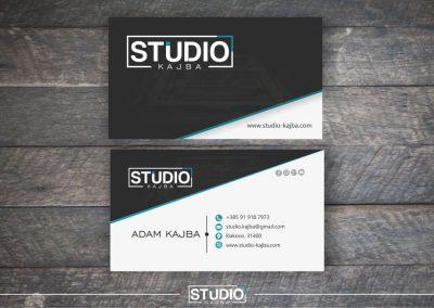 posjetnica_studio_kajba